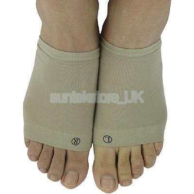 Footful Foot Fallen Arch Support Heel Gel Cushion Insole Pain Relief Flat Feet