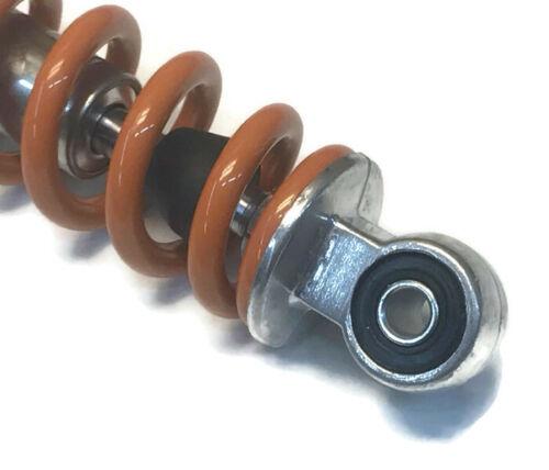 Adjustable Shock Spring 195mm Length 8mm ID for Go Kart Cart Minibike Mini Bike
