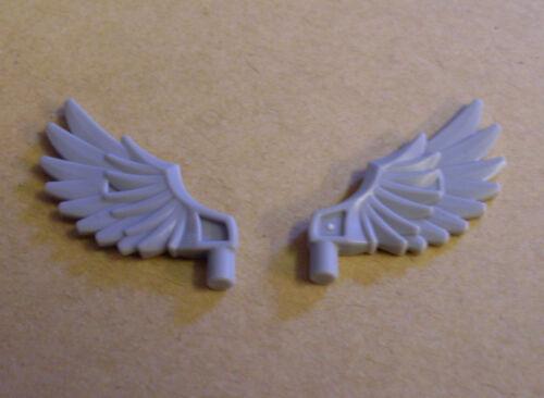 Wings Zubehör Legends of Chima Figuren Federn Neu Lego 2 Flügel grau