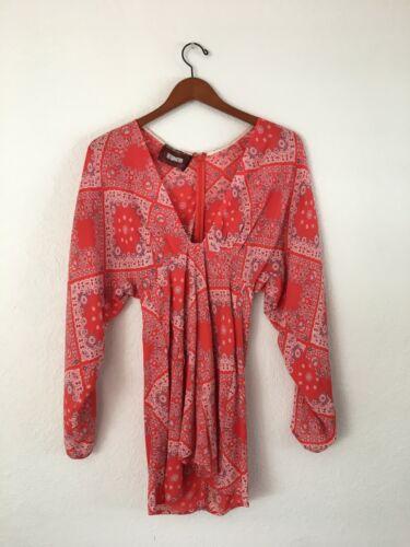 the reformation, dress, size 0, viscose