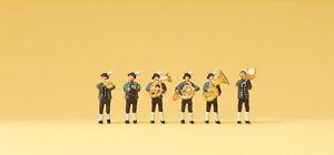 Preiser 79121 Spur N Figuren,  Bayerische Musikanten #NEU in OVP#