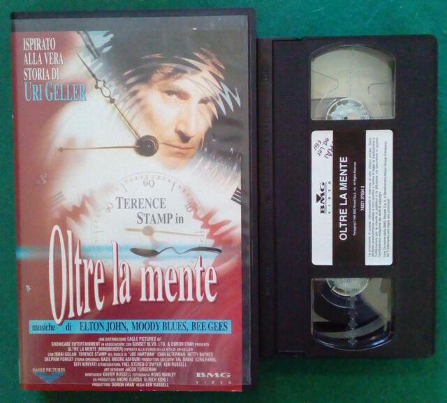 VHS FILM Ita Fantasy OLTRE LA MENTE elton john bee gees ex nolo no dvd cd (V90)°
