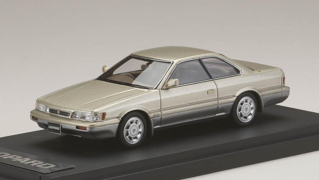 Nissan Lepard Altima V30 Twin Cam Turbo (1988) MARK 43 1 43  PM4373G