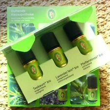 Primavera Duftende Hausapotheke Teebaumöl Lavendelöl Pfefferminzöl Naturkosmetik