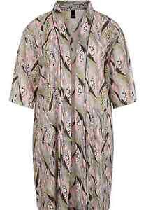 Kimono Fashion Adia Gr 50 l Cardigan Muster 52 Und Farbmix STBqEF