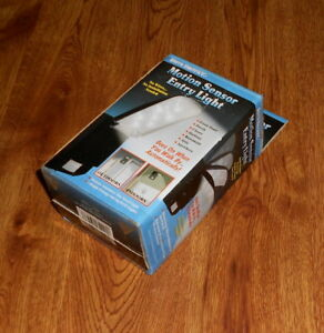 Details About New Sierra Electric Jb5293 Motion Sensor Entry Light Super Fast Shipping
