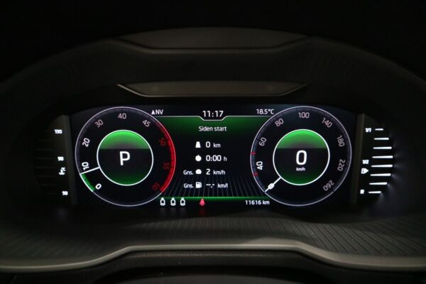 Skoda Octavia 2,0 TDi 150 Style Combi DSG - billede 5