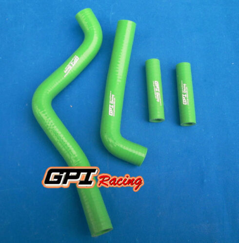 RED silicone radiator hose FOR Kawasaki KX125 kx 125 1994-2002 95 96 97 98 99