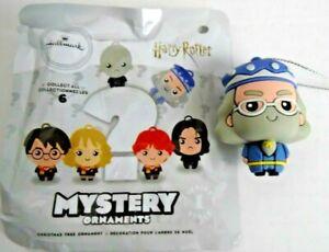 Albus-Dumbledore-RARE-Hallmark-Series-1-Harry-Potter-Mystery-Ornament-Christmas