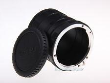 Macro Extension Tube for Canon 650D 600D 550D 500D 60D 450D 1100D 1000D 7D 5D II