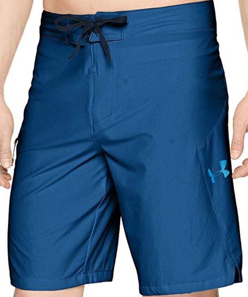Under armour storm stretch moroccan blue swim board shorts men jpg 829x992 Under  armour swim cd503db28f5e