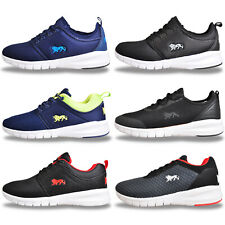 Mens Lonsdale Running Shoes Gym Fitness Sports Trainers From £12.99 FREE P&P