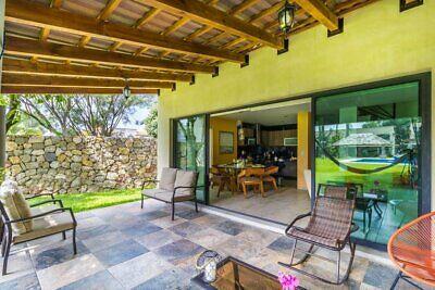 Casa en Residencial Sur de Cuernavaca 1hr 10 de CDMX Alberca Palapa Asadores