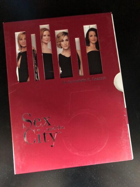 Sex And The City - Season 5 (2003)