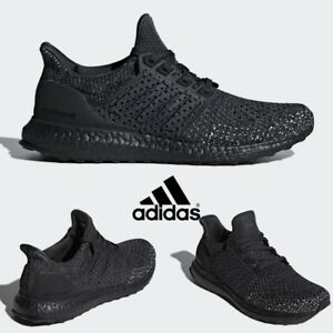 Adidas Ultra Boost Clima Mens Running Shoes Sneakers Black CQ0022 SZ ... 22c020583