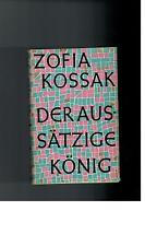 Zofia Kossak - Der aussätzige König - 1969