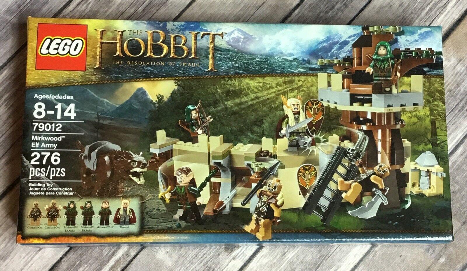 LEGO Hobbit 79012 Mirkträ Elf Army (Avbryts av tillverkaren)