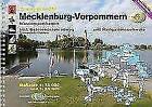 TourenAtlas Wasserwandern / TA6 Mecklenburg-Vorpommern von Erhard Jübermann (2017, Ringbuch)