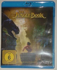 The-Jungle-Book-Disney-Das-Dschungelbuch-Blu-Ray-NEU-OVP