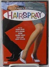Hairspray (DVD, New Line Cinema Nov-2002) 1988 John Waters Comedy & Musical