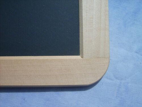 """2 Seiten linienlos /""""richtige/"""" Schiefertafel Tafel 17x24cm La Kunstgriffel"""