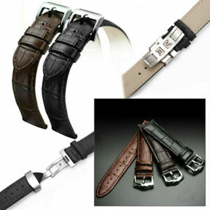 18mm-Genuin-Leather-Band-Strap-For-LG-Smart-Style-W270-Wristwatch-Belt-Bracelet