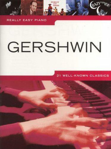 1 of 1 - Really Easy Piano Gershwin Pf by Various | Paperback Book | 9781849380690 | NEW