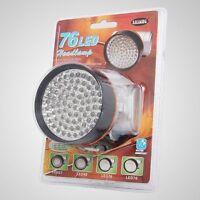 Lla-5 76 Led Headlamp Light Adjustable Headstrap 40 Hours Water Resistant