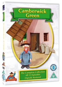Camberwick-Green-The-Complete-Collection-DVD-1966-Good-DVD-Brian-Cant