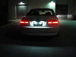 2X BMW REAR NUMBER PLATE LED UNITS 24 SMD ERROR FREE BMW 1 SERIES E82 /& E88