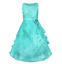 Flower-Girl-Birthday-Wedding-Bridesmaid-Kids-Pageant-Formal-Gown-Dresses-Toddler thumbnail 23