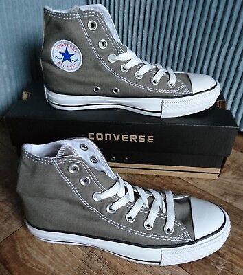 Converse CT All Star SESNL HI Größe 36 Damen Schuhe Sneaker Chucks Charcoal NEU