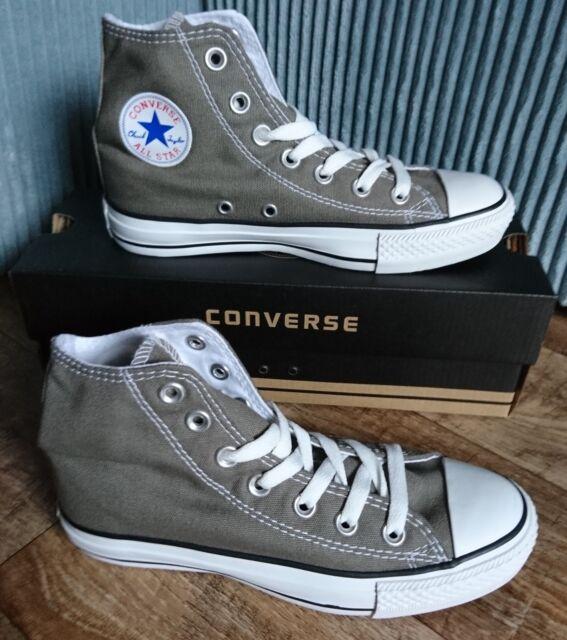 Converse Chucks All Star Hi Charcoal
