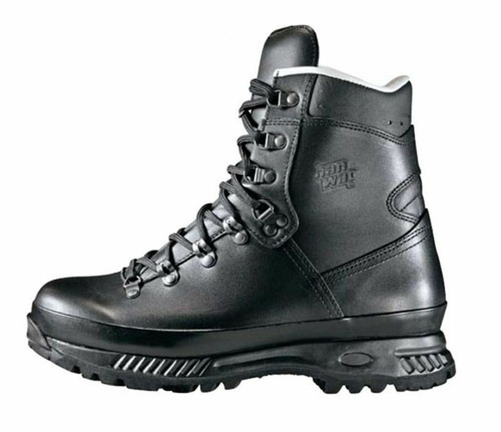 Militär und Sicherheitsdienst HANWAG Special Force GTX Größe 10,5 (45) black