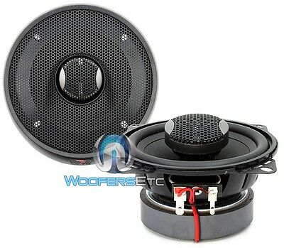 "FOCAL IC-100 PRO 4"" 2-WAY SOUND QUALITY ALUMINUM TWEETERS COAXIAL CAR SPEAKERS"