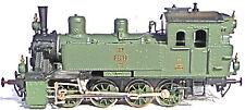 GtL 44 Dampflok KBayStsB Dh2 M u F Merker Fischer Kleinserie Metall 1:87 H0  å