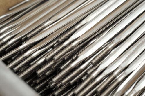 290mm DT Swiss New Aero Swiss made silver spokes