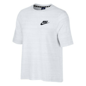 tee shirt nike blanc femme