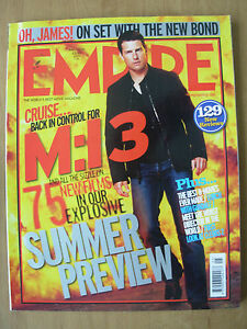 EMPIRE-FILM-MAGAZINE-No-203-MAY-2006-MISSION-IMPOSSIBLE-3-TOM-CRUISE
