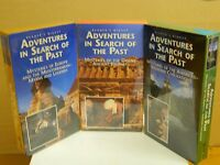 Vhs Movie Set Of 3 Sealed Readers Digest Adventures In Search Of The Past 1 Hr