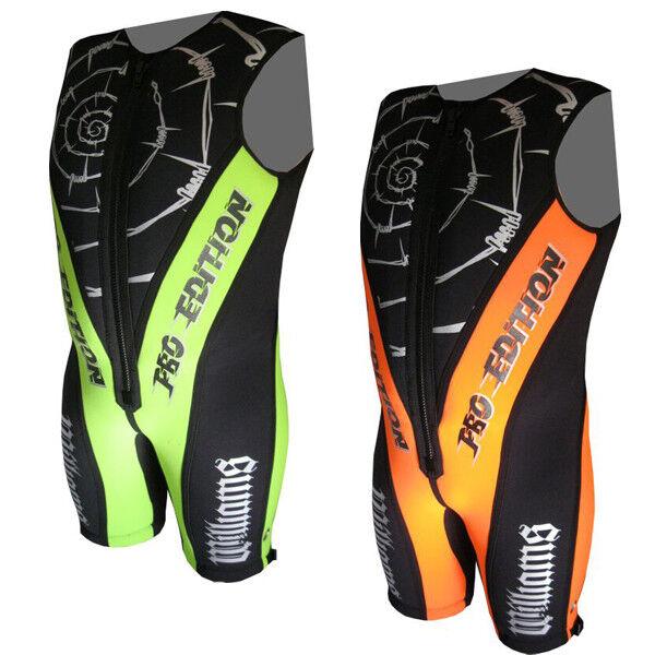 Williams para hombre Traje de Neopreno flotabilidad descalzo Pro Edición Talla S - 2XL PFD3
