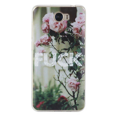 New Transparent Soft TPU Case Shell Clear Cover For Huawei Y5 II Y6 II Compact
