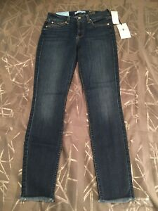 All 24 B aderenti Reg caviglia 7 179 For Super air Jeans Mankind Nwt La Sz 4nwE6xPnq