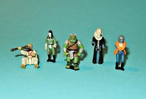STAR-WARS-MicroMachines-ActionFleet-BattlePacks-3-ALIENS-amp-CREATURES-figures