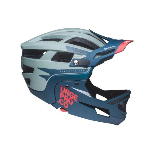 casco gringo de la sierra integrale blu URGE bici