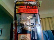 Dowel Pro Dowel Kit  Craftman/Sears 967199 2 jigs (4 pcs.) no extras