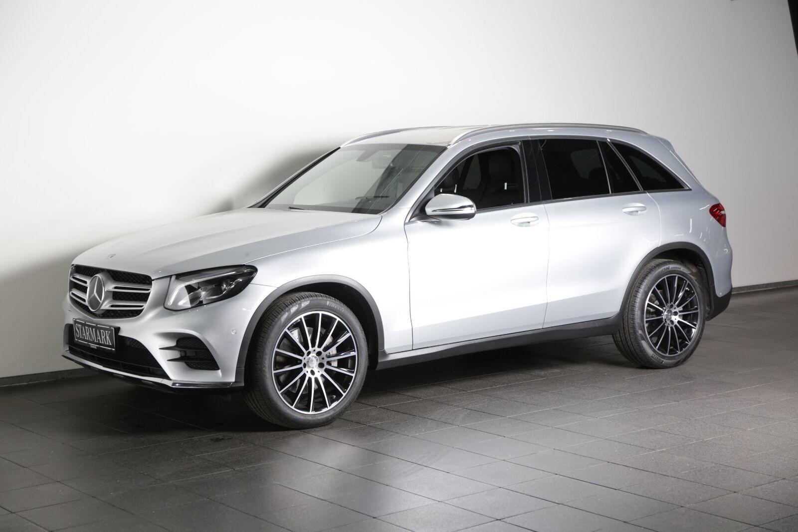 Mercedes GLC220 d 2,2 AMG Line aut. 4-M 5d - 539.900 kr.