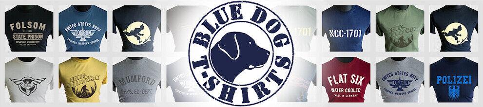 bluedogtshirts