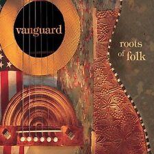 Various Artists, Vanguard: Roots Of Folk [3 CD], Excellent Box set