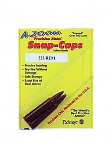 8db1e944135 A-Zoom 223 Rem Precision Snap Caps 2 Pack - 12222 for sale online